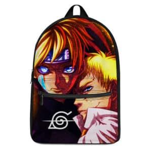 Boruto Jougan Eye & Wounded Naruto Art Epic Knapsack Bag
