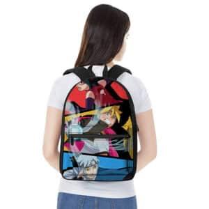 Boruto Naruto Next Generations Team Konohamaru Backpack