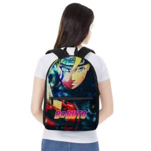 Boruto Next Generation Ninja Artwork Awesome Backpack Bag