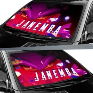 Dragon Ball Z Fusion Reborn Janemba Dope Car Sun Shield
