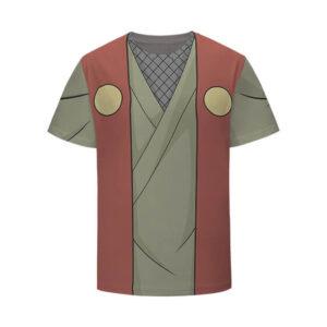 Epic Jiraiya Classic Kimono Cosplay Outfit Kids Shirt
