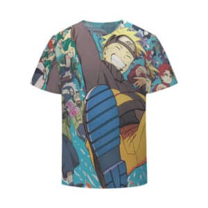 Naruto Shippuden All Characters Unique Kids T-Shirt