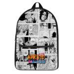 Naruto Shippuden Itachi & Sasuke Manga Strip Design Backpack