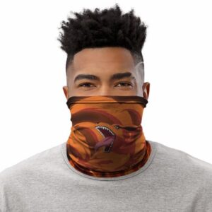 Naruto's Nine-Tailed Demon Fox Kurama Cool Tube Mask