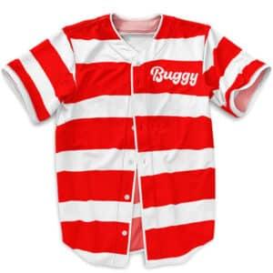 Orange Town Arc Buggy Star Clown Cosplay Baseball Shirt