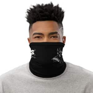 Revolutionary Army's Chief Sabo Minimalist Black Tube Mask