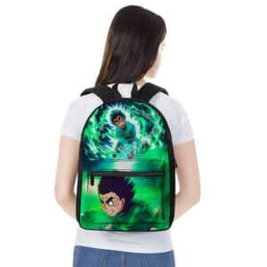 Rock Lee Konoha's Green Beast Epic Naruto Knapsack Bag