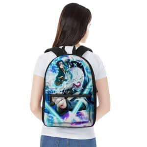 Rogue Ninja Haku Yuki Ice Crystals Art Awesome Backpack
