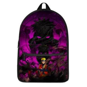Sage Mode Uzumaki Naruto & Pain Artwork Epic Knapsack