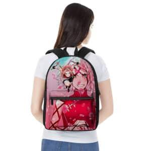 Sakura Haruno Hundred Healings Mark Awesome Backpack