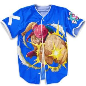 Tony Tony Chopper Human Hybrid Transformation Baseball Shirt