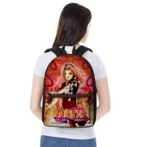 Young Ninja Sakura Haruno Design Art Lovely Naruto Backpack