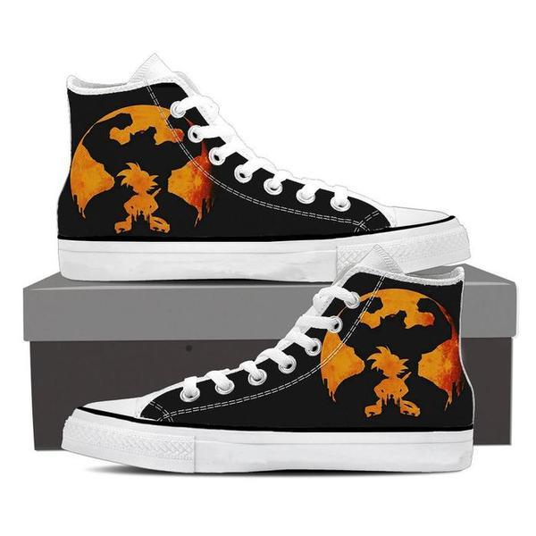 The 10 Best Dragon Ball Z Print Sneaker Shoes Of 2021