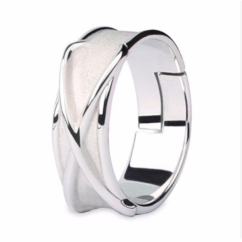 DBZ Black Goku Super Saiyan Potara Fusion Cool Silver Cosplay Time Ring