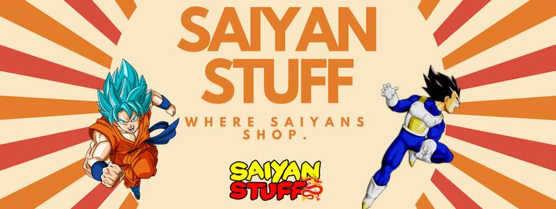 Saiyan Stuff